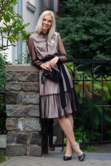 платье Achosa 1319 черный