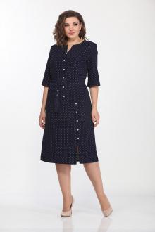 платье Lady Style Classic 2119/3 темно-синий