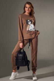 Andrea Fashion AF-75 какао