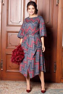 Мода Юрс 2539 бордо_коричневый