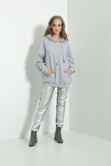 Худи AMORI 6323 серый