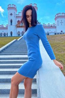 Romgil ТЗ170 серо-голубой