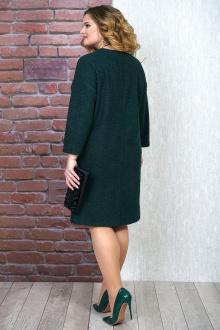 платье Alani Collection 1277 изумрудный