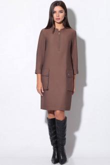 Lenata 11164 коричневое