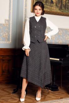 Мода Юрс 2586 т_серый