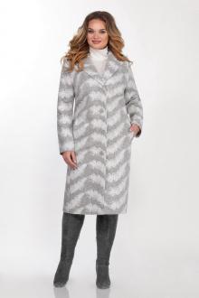 Пальто LaKona 1327 серый