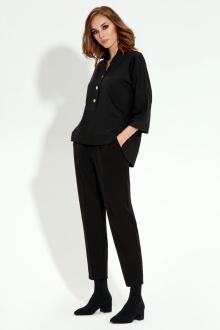 Блуза Панда 485140p черный