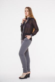 Блуза AMORI 6114 черный