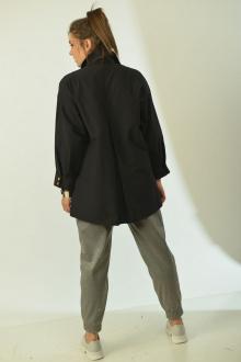 рубашка GRATTO 4017 черный