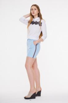 блуза AMORI 6104 белый