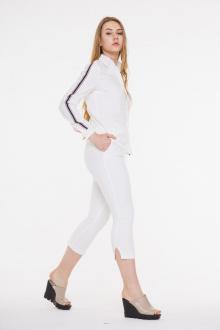 блуза AMORI 6106 белый