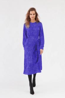 Платье Favorini 31339 сирень