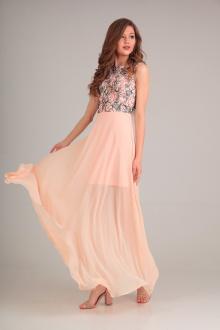 Andrea Style 0075 персик