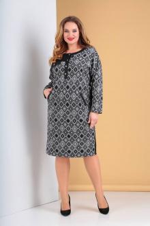 платье Moda Versal П2248 ромбы