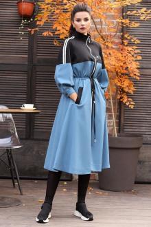 Мода Юрс 2612 голубой