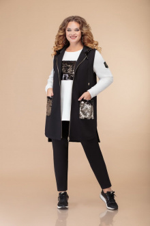 Svetlana-Style 1492 черный+белый