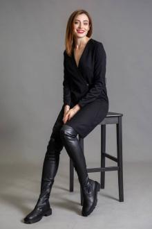 платье Ivera 918 черный