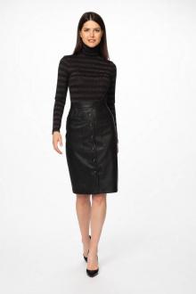 юбка Stilville 20С1759 черный