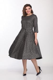Lady Style Classic 1270/13 серый-черный