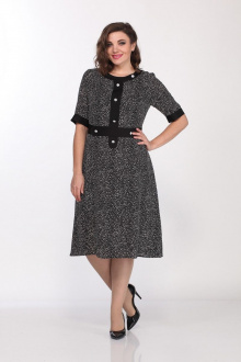 Lady Style Classic 2014/1 черный-белый