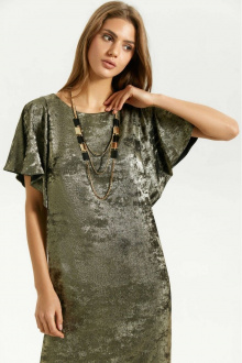 платье Vladini 4140 золото