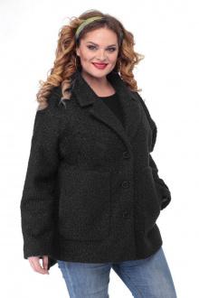 пальто БелЭльСтиль 841 черный