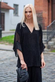 блуза,  брюки Achosa 1120 черный