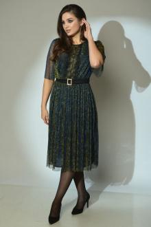 Angelina 610 золотисто-синий