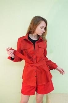 шорты Lady Smile 02ш красный