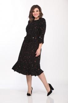 Lady Style Classic 2331 черный-бежевый