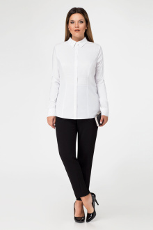 блуза Панда 415940 белый
