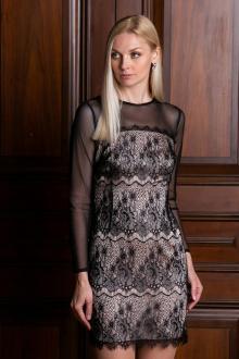 платье Achosa 1290 черный