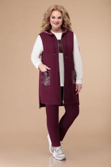 Svetlana-Style 1492 бордо