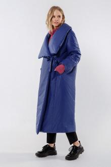 пальто PiRS 1993 синий