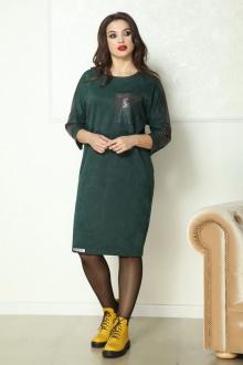 платье Solomeya Lux 763 зеленый