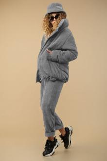 куртка Сч@стье 7150 серый