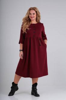 платье SOVITA M-2017 бордо