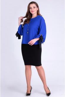 Блуза Таир-Гранд 62371 василек