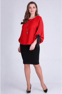 блуза Таир-Гранд 62371 красный