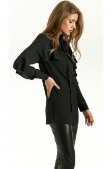 Блуза Vladini BL0309 черный