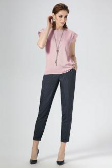 Блуза Панда 459340 розовый