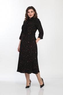 Lady Style Classic 2051-2 черный-бежевый