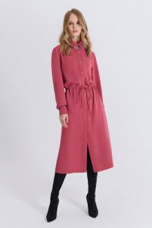платье PiRS 1975 розовый