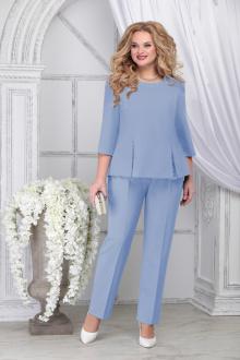 блуза,  брюки Ninele 3229 голубой