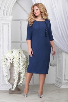 платье Ninele 2277 синий