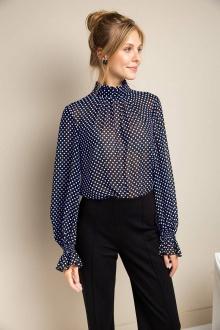 Блуза Daloria 6126 синий