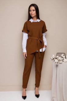 Комплект Daloria 9095 коричневый