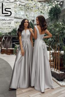 Lady Lusso 11-19 серый