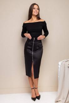 юбка Daloria 4042 черный