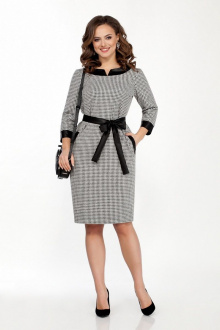 платье TEZA 2044 гусиная_лапка